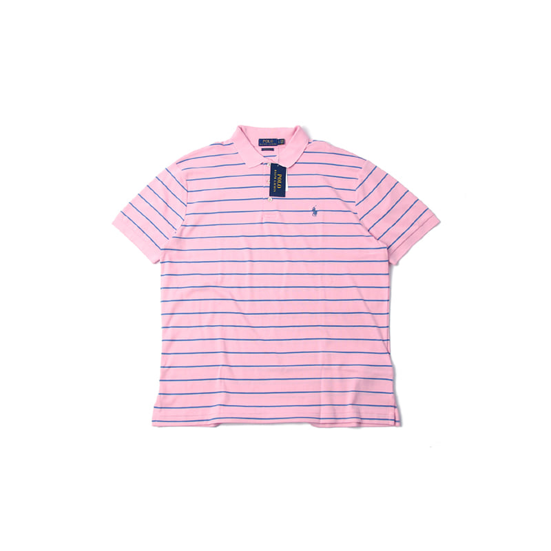 CLASSIC SRL POLO TEE CUSTOM SLIM FIT (PINK)